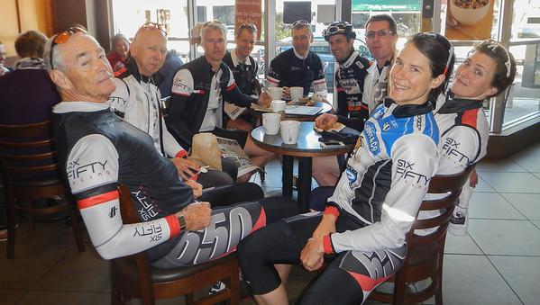 Santa Barbara Ride 2012